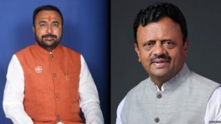 प्रतापराव जाधव आणि डॉ. राजेंद्र शिंगणे