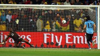 Mlinda lango afungwa bao la penalti