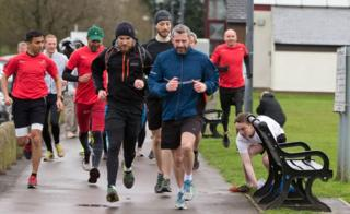Little Stoke Parkrun