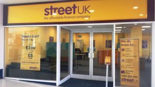 Street UK branch