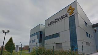 AstraZeneca's Macclesfield centre