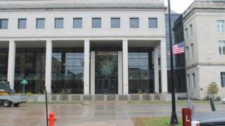 Fargo federal courthouse