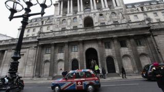 بانک مرکزی بریتانیا