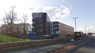 University of Kent building