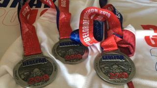 Medalje maraton