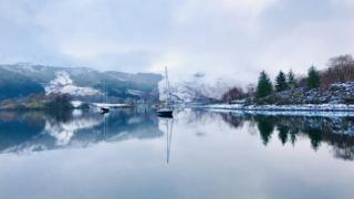 Loch Leven at Ballachulish