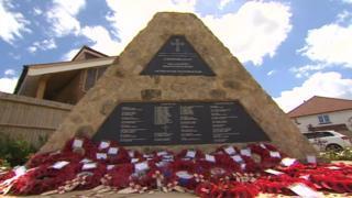 Aldington memorial