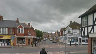 Crescent Road, Birchington