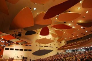 Aula Magna de la UCV