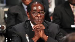 President Mugabe don first talk say e no care anymore about all di different prophesy about am.