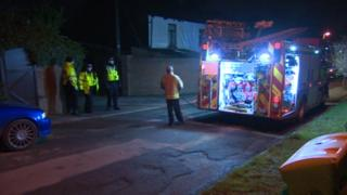 Emergency services in Lingwell Nook Lane, Lofthouse