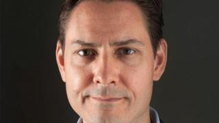Michael Kovrig, an employee with the International Crisis Group and former Canadian diplomat, appears in this photo provided by the International Crisis Group in Brussels, Belgium, on 11 December 2018