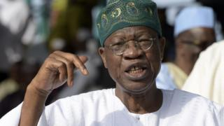 Oga Lai Mohammed talk say dem wan make sure say whoever dem accuse say take Nigeria money really get case to answer.