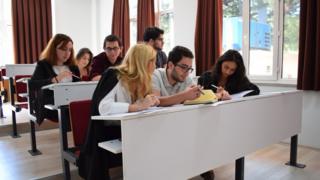Студенты IBSU