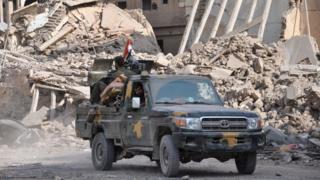 Suriye rejim güçleri