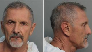 A mugshot of Anibal Mustelier provided by the Miami-Dade County Department of Corrections