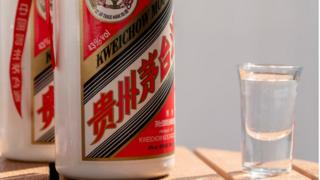 Kweichow Moutai is a luxury spirit favoured by Chinese politicians and businesspeople looking to impress.