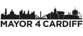 Mayor 4 Cardiff logo