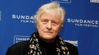 Actor Rutger Hauer pictured during the Sundance Film Festival in Park City, Utah