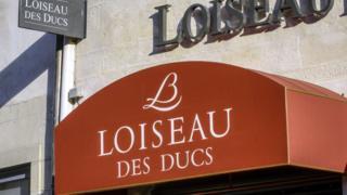 Loiseau des Ducs in February 2014