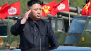 北朝鮮の金正恩・朝鮮労働党委員長
