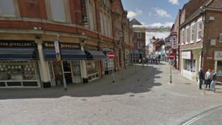 Lord Street, Gainsborough