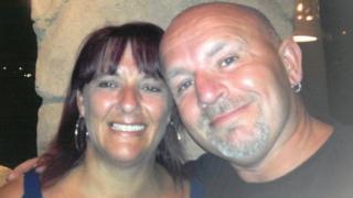 Marie and Tony Stokoe