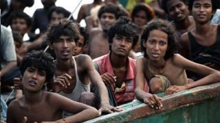 Миңдеген Рохинжа мусулмандары Таиланддык адам аткезчилеринин курмандыгы болду