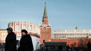 Москва санкції