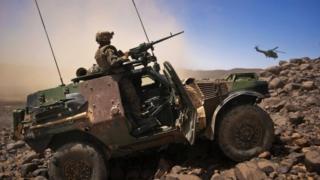 Французские войска в Мали, 2013