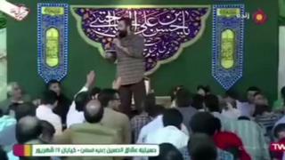 در پی توهین به بزرگان اهل سنت، مدیر شبکه پنج تلویزیون ایران اخراج شد