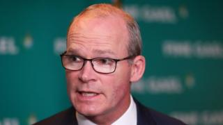 Northern Ireland Simon Coveney