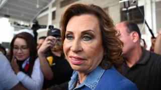 _108587386_mediaitem108583952 Guatemala ex-presidential candidate Sandra Torres arrested
