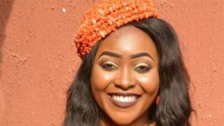 """""""C'est l'homme le plus beau que j'ai jamais rencontré"""", a dit Sophy Ijeoma de son mari."""