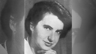 La científica británica Rosalind Franklin