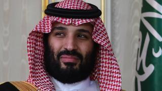 File image of Mohammed bin Salman