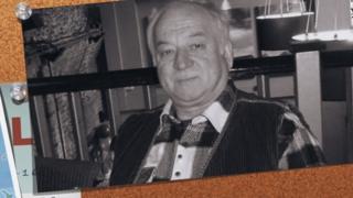 """Сергей Скрипаль и его дочь Юлия были отравлены """"Новичком"""" в Солсбери 4 марта 2018 года."""