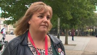 Norwich political canvassers 'verbally abused'
