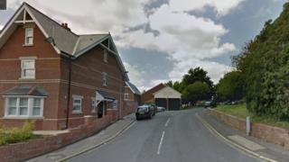 Peel Close, Blandford Forum