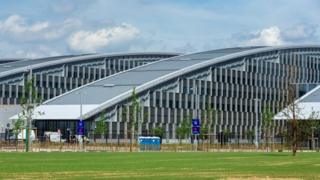 Nato's new headquarters in Brussels, Belgium. Photo: May 2018