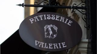 Patisserie Valerie sign