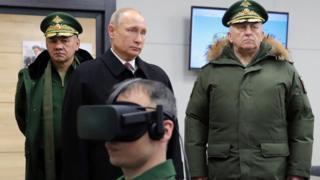 Путин, Шойгу