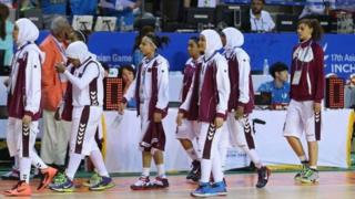 تیم زنان قطر