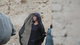 لینا علم، بازیگر افغان نقش مرکزی این فیلم را به عهده دارد
