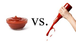 Ketchup: To dip or smother? And other great food debates