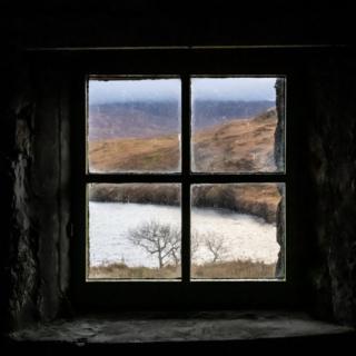 Leacraithnaich bothy I, Ardtornish, Highland, Scotland