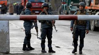 امنیت افغانستان