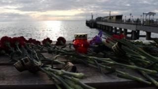 Пошукова операція в ЧОрному морі триває