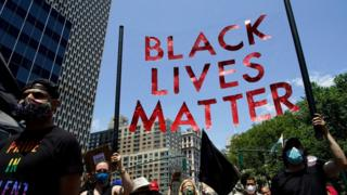 Black Lives Matter: US teen billed for police overtime after protest thumbnail