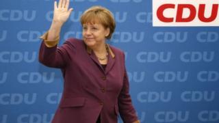Wannan ne karon farko da CDU ta fadi a Berlin